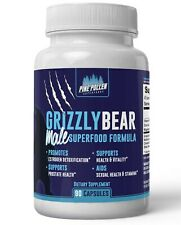 Grizzly Bear: Estrogen Blocker - Aromatase Inhibitor - Testosterone Booster