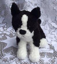 """Douglas Boston Terrier Cuddle Toy 7"""""""