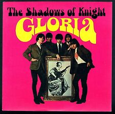 "THE SHADOWS OF KNIGHT GLORIA/DARK SIDE 7"" 45 GIRI"