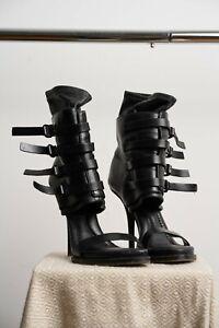Alexander Wang Black Gladiator Sandals 38 (US 7.5)