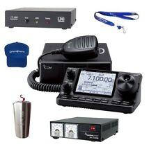 Icom IC-7100 HF/VHF/UHF Mobile 100W Transceiver and Accessory Bundle