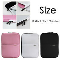 "Hot Soft Laptop Sleeve Case Bag Cover Pouch for 10"" 11"" HP Dell Acer Macbo Latop"