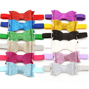 New Arrival Puppy Dog Cat Bow Ties Adjustable Bowties Dog Grooming Accessories