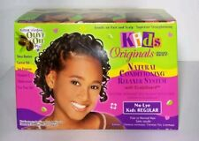 KIDS ORIGINALS BY AFRICA'S BEST NATURAL CONDITIONING RELAXER  SYSTEM/REGULAR