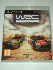 "WRC FIA World Rally Championship Playstation 3  PS3  ""FREE UK P&P"""