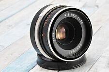 M42  -  66649  Carl Zeiss Jena Tessar  2.8 / 50   Objektiv Lens DDR