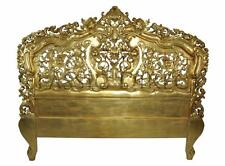 Sale - Bed Head King Rococo Hand Carved Gold leaf SRP $1700