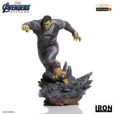Iron Studios Marvel Avengers Endgame Hulk BDS 1/10 Art Scale Statue