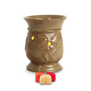 SALE ITEM Owlchemy Electric wax burner (warmer) +light & Winter scented tarts