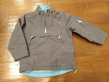 Mini Boden Boys Anorak Jacket Pullover Coat Size 5-6Y EUC!!