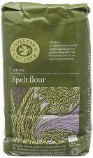 Doves Farm Organic Spelt White Flour 1kg (Pack of 5)