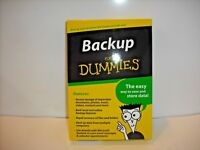 Backup for Dummies Brand New Educational Software