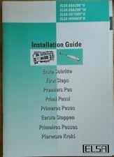 Benutzerhandbuch Installation ELSA ERAZOR II, ERAZOR III, VICTORY II, WINNER II