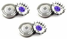 3 x Replacement Shaver Blade Heads For Philips HQ7300 PT860/17 AT750