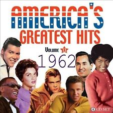 America's Greatest Hits, Vol. 13: 1962 [Box] by Various Artists (CD, Mar-2013, 4 Discs, Acrobat Music)
