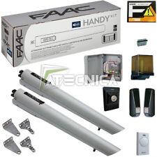 FAAC HANDY Kit Automazione Elettromeccanica per Cancelli a Battente 24V