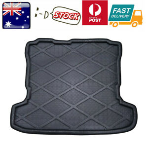 Cargo Boot Liner Tray Trunk Floor Mat For Mitsubishi Pajero V97 2006-2018
