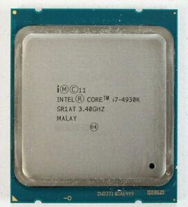Intel Core i7 4930k 3.40Ghz SR1AT LGA 2011 CPU Processor