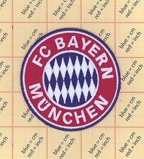 FC BAYERN MUENCHEN patch football soccer Germany Deutschland Fussball MUNICH 98