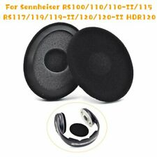 2*Replacement Earpads Cushion Covers For Sennheiser RS100/115/117/119/120 HDR120