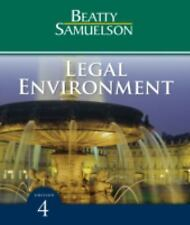 Legal Environment by Jeffrey F. Beatty and Susan S. Samuelson