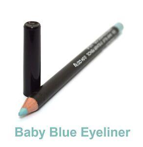Nabi Eyeliner Pencil Super Soft Creamy Kohl #E26 BABY BLUE / LIGHT SOFT BLUE