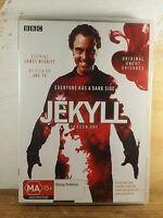 Jekyll Season 1 SERIES ONE (DVD : 2 DISC) James Nesbitt BBC Region 4 Australia