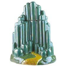 Westland Giftware Wizard of Oz Movie Emerald City Ceramic Cookie Jar Collectible