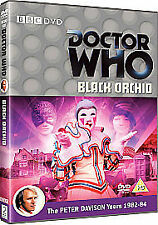 Doctor Who - Black Orchid (DVD, 2008) Peter Davison as Dr Who - dispatch in 24h*
