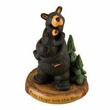 Big Sky Bear Hugs Figurine