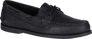 Sperry Top-Sider Authentic Original Boat Shoe (Men's) NEW - Black