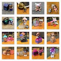 300 Style LOL Surprise LiL Sisters L.O.L. Hair Goals Dolls Toy Pet Boy Jouets