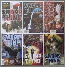 SWAMP THING #1-6 SET..ANDY DIGGLE/ENRIQUE BRECCIA.DC/VERTIGO 2004 1ST PRINT.VFN+