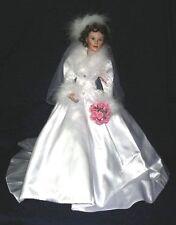 Ashton-Drake Galleries - Winter Romance Porcelain Doll
