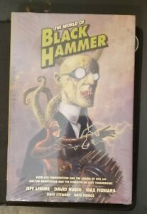 World of Black Hammer Vol 1 LIBRARY Edition Deluxe HC Oversized SEALED OHC