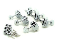 Wilkinson 3x3 Chrome Vintage Tuners for Gibson/Epiphone Les Paul SG® WJ-45-3C