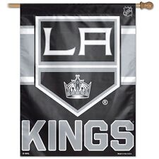 Los Angeles Kings Wincraft NHL 27x37 Banner/Vertical Flag FREE SHIP,Brand NEW