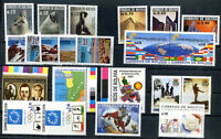 BOLIVIA Lot 11 Different Complete Sets MNH VF