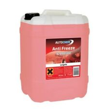 20LTR 20 LITRES SUPER CONCENTRATED RED LONGLIFE ANTIFREEZE BY AUTOCHEM 20L 5YEAR