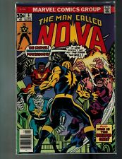 Nova (Marvel) 1st Print 5 Issues Lot #6 - #9 + #11 UNREAD High Grade CGC ALL LB