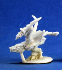 1 x RAT GAROU ASSASSIN - BONES REAPER figurine miniature rpg wererat monster