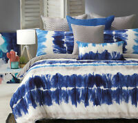 Bianca Zaden Quilt Cover Set Blue