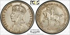 Australia 1934-35 Centenary Florin PCGS MS64 lot 0353