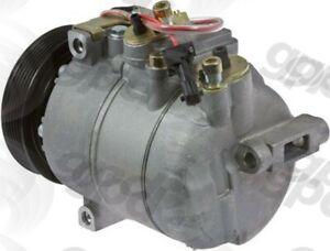 A/C  Compressor And Clutch- New Global Parts Distributors 6512212