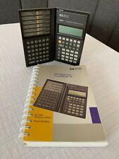 Hewlett Packard HP 19B II Business Consultant II Taschenrechner, Calculator
