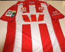 Melbourne Heart - Harry Kewell Hand Signed Jersey Unframed + Photo Proof & C.O.A