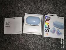 New listing Samsung Galaxy Buds+ - Cloud Blue