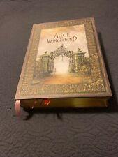 RARE DISNEY ALICE IN WONDERLAND PROMOTIONAL BURTON 2009 BOOK WITHIN BOOK KEY USB