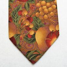 Aeropostale Fall Fruits Business Dress Necktie