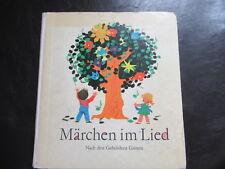 Märchen im Lied -DDR Kinderbuch